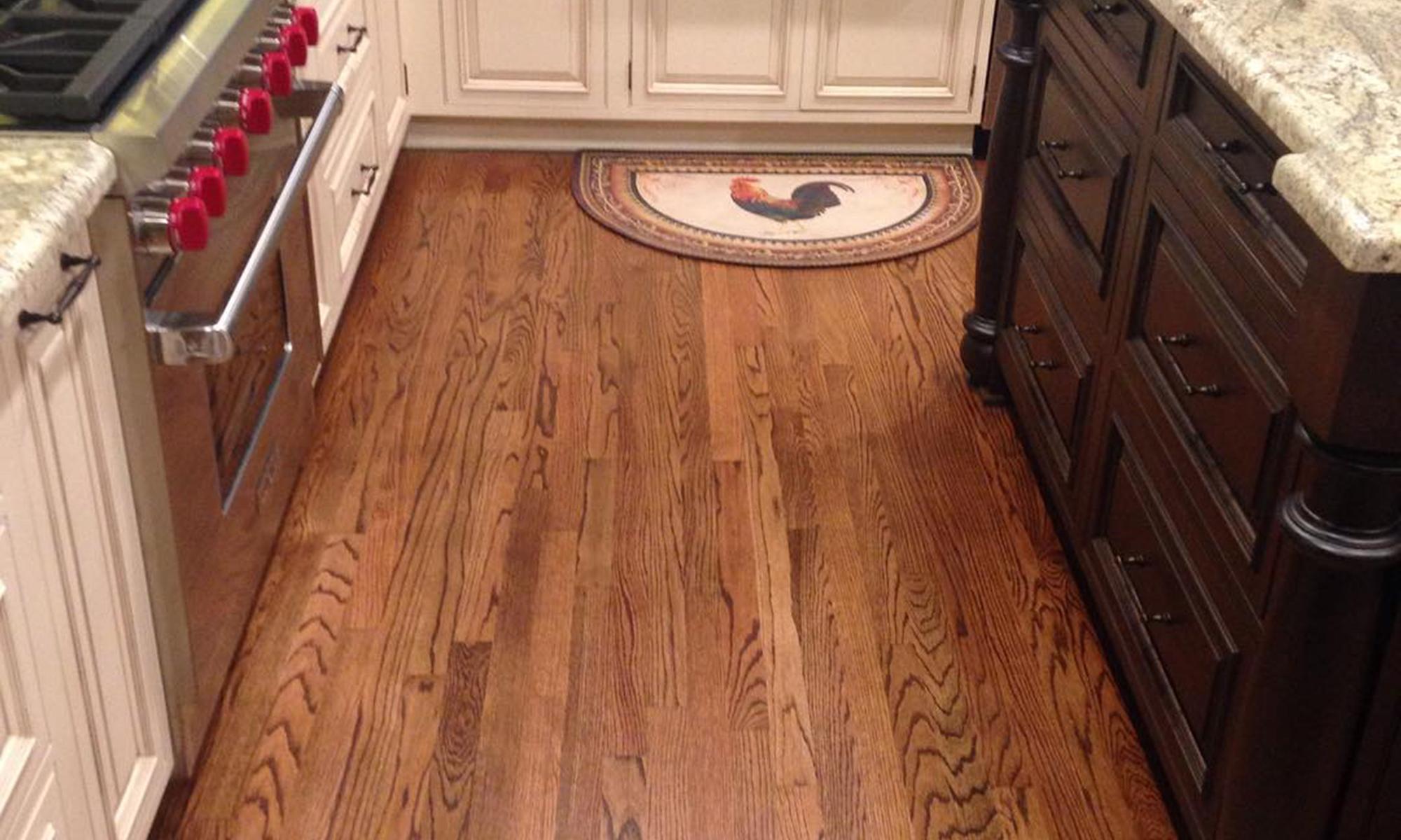 Got Real Wood Floors